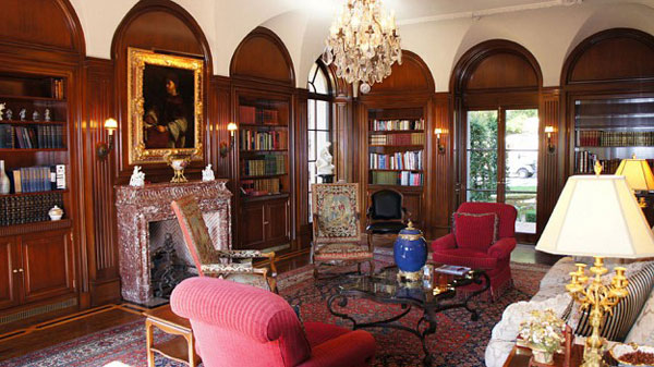 La Pumada – 1929 Montecito Mansion for Sale