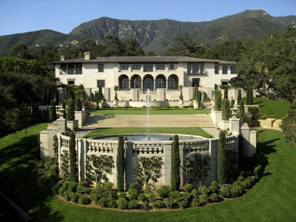 La Pumada - 1929 Montecito Mansion