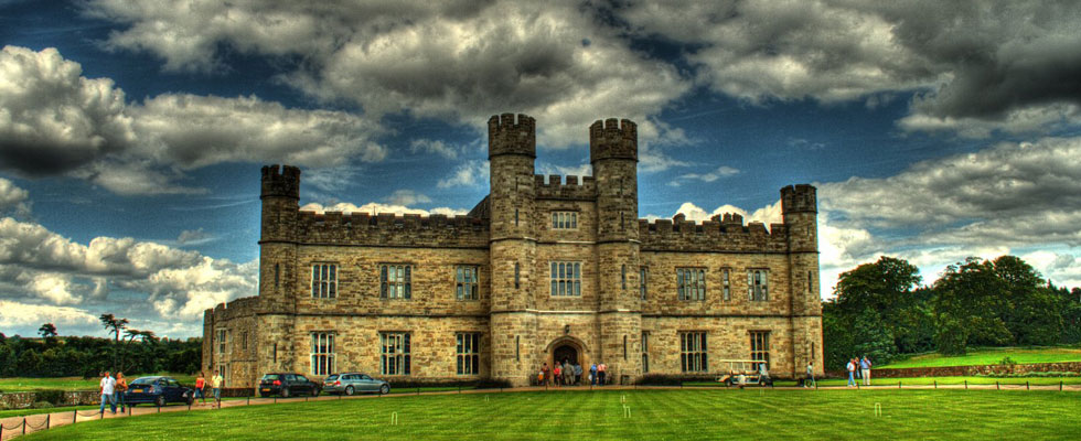Rent Leeds Castle for 1 Million During The London 2012 Olympics