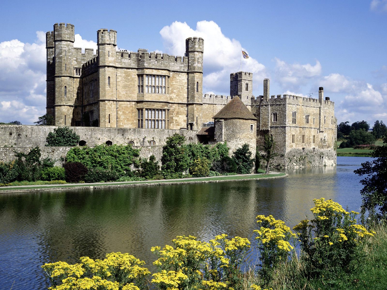 this one of the most romantic castles in england has