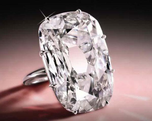 Light of Golconda Diamond