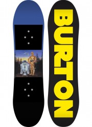 Limited Edition Burton Star Wars Snowboards