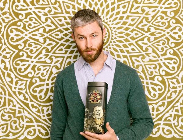 Limited Edition Chivas Regal Gift Tin by Dan Funderburgh