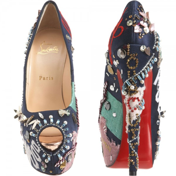 Christian Louboutin Highness Limited Edition 160 Pump
