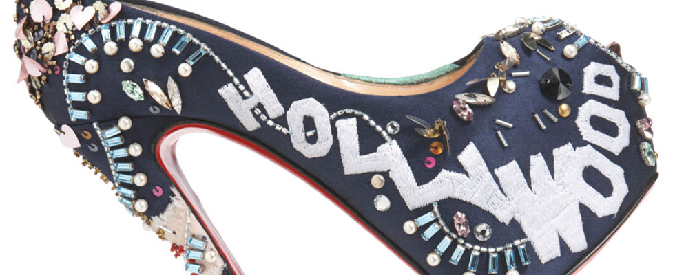 Limited Edition Christian Louboutin Highness 160 Pump