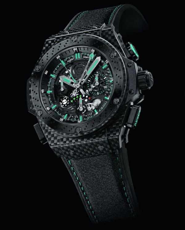 Limited Edition Hublot F1 King Power Abu Dhabi Watch