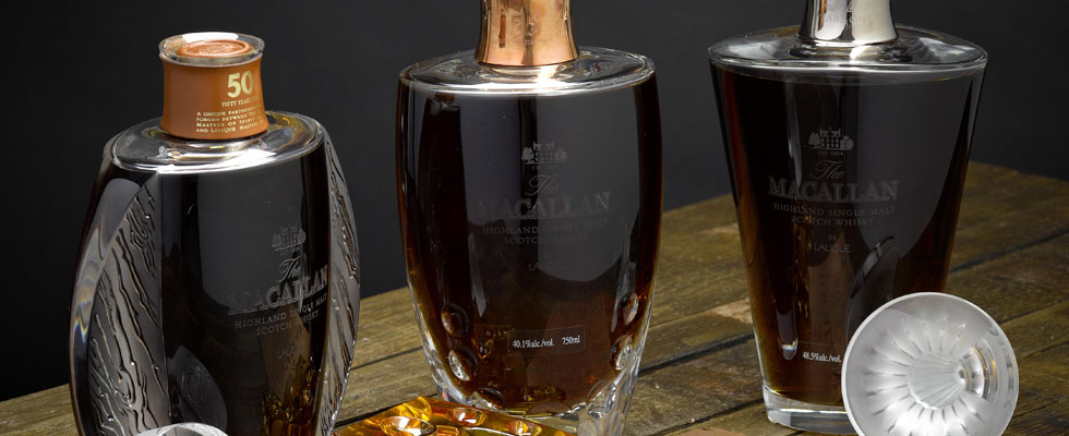 Macallan Master Lalique Collection