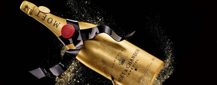 Moët & Chandon Golden Premium Jeroboam
