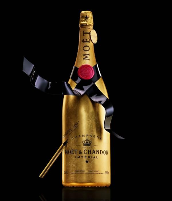 Moët & Chandon Golden Premium Jeroboam