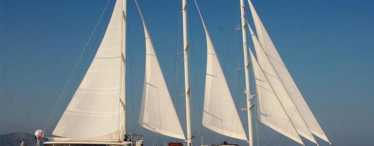 Montigne Motor-sailor Yacht