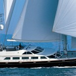 Perini Navi Corelia Sailing Yacht for Sale