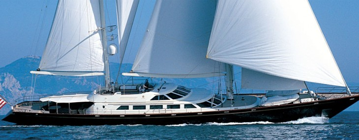 Perini Navi Corelia Sailing Yacht