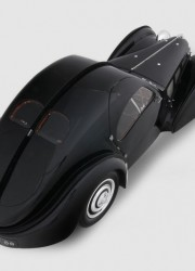 Ralph Lauren 1938 Bugatti 57 SC Atlantic Coupe Model Car