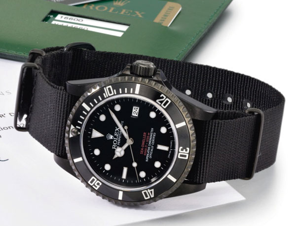 Rolex Sea-Dweller - Sir Roger Moore Edition