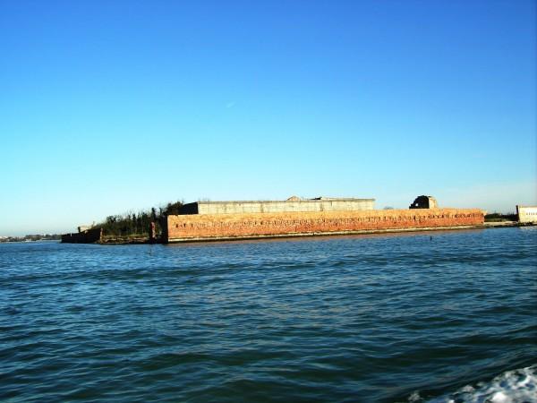 Santo Spirito Island - Venice