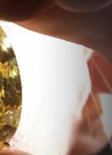 Sun-Drop Diamond - The World's Largest Yellow Diamond