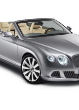 2012 Bentley Continental GTC Sold for £240,000 to Help Children in Need