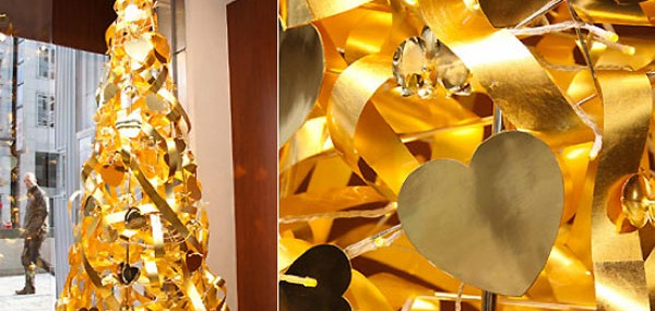 World's Most Expensive Christmas Tree by Ginza Tanaka