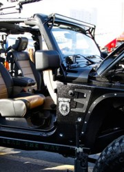 Xtreme Outfitters Jeep Wrangler Unlimited Call of Duty: Black Ops