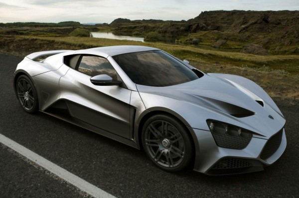 Zenvo ST-1 50S