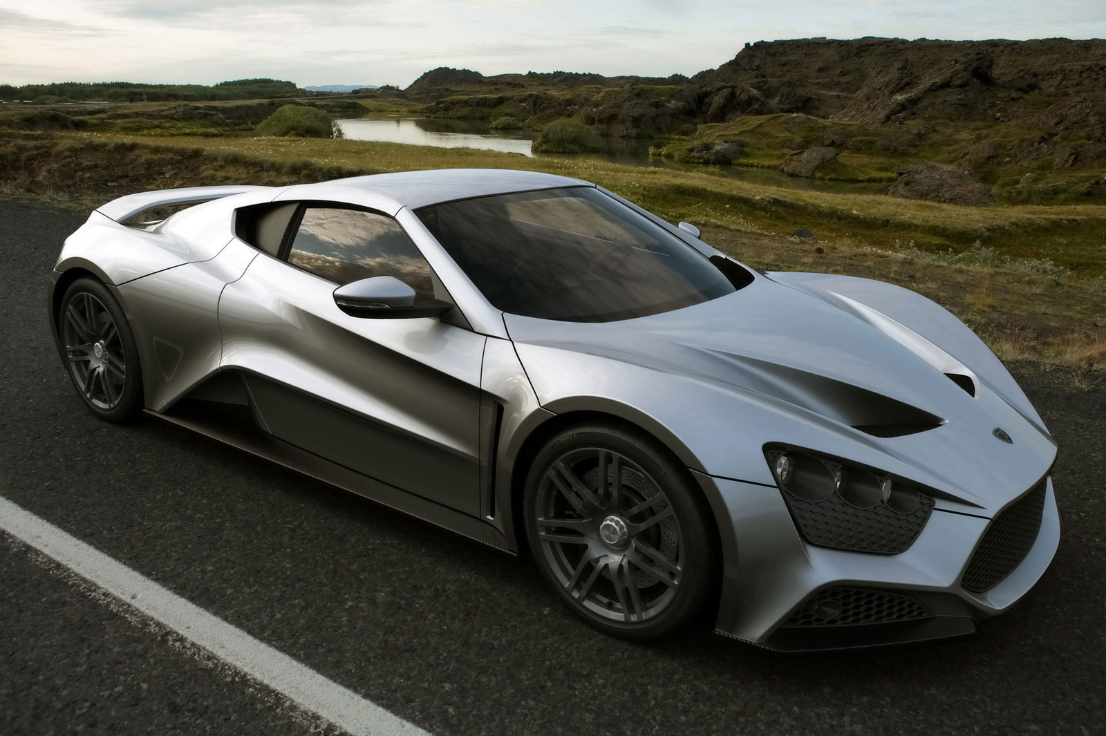 Only Three Zenvo ST-1 50S Supercar Comming To America