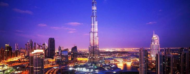 Stay at the Burj Khalifa for Just $1,900 per Week