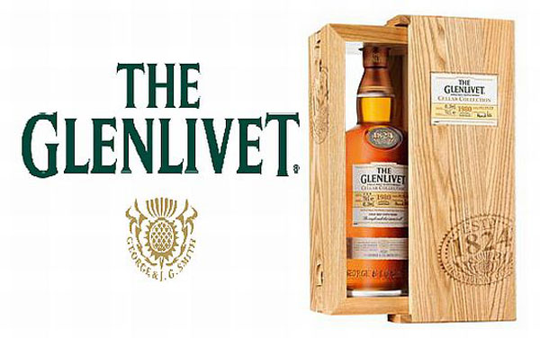 The Glenlivet Cellar Collection 1980