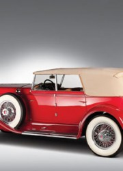1930 Duesenberg Model J Convertible Sedan by Murphy