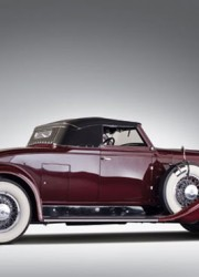 1932 Stutz DV 32 Convertible Coupe by Rollston