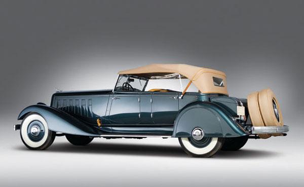 Milhous auction features exceptional classic era cars for Imperial motors virginia beach va