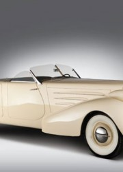 1934 Cadillac Sixteen Custom Roadster by Fran Roxas