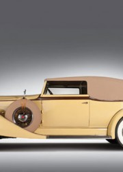 1934 Packard Eight Convertible Victoria