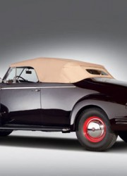 1938 Cadillac Sixteen Convertible Coupe