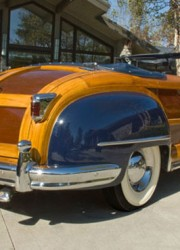 1947 Chrysler New Yorker Town & Country Convertible