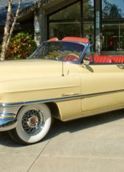 1950 Cadillac Series 62 Convertible
