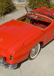 1953 Nash Healey Roadster