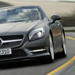 S-Class Luxury in a Roadster Body – 2013 Mercedes-Benz SL