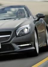 S-Class Luxury in a Roadster Body – 2013 Mercedes-Benz SL