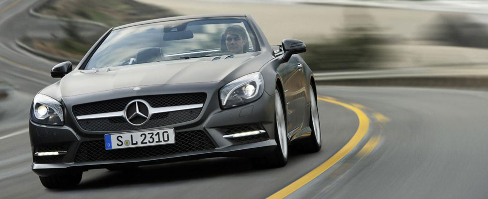 S-Class Luxury in a Roadster Body &#8211; 2013 Mercedes-Benz SL