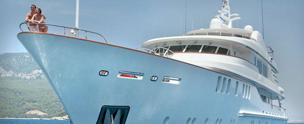 46 Metre Mystic Yacht