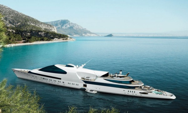 ADM Shipyard's YAS Yacht (ex. Swift 141)
