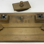 Adolf Hitler's Munich Treaty Signing Desk Fetches $423,000 at Auction