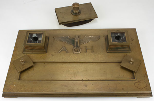 Adolf Hitler's Munich Treaty Signing Desk