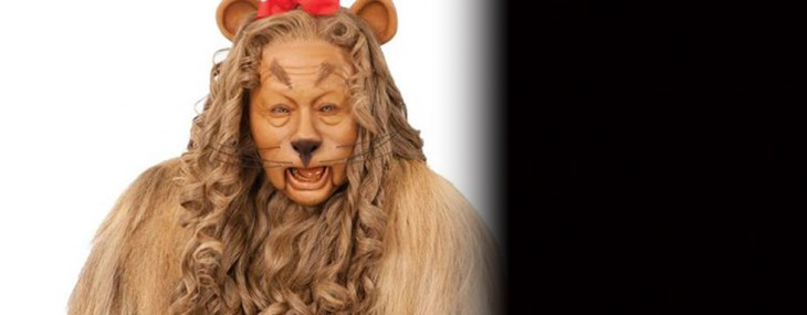 Bert Lahr screen-worn Cowardly Lion costume from The Wizard of Oz
