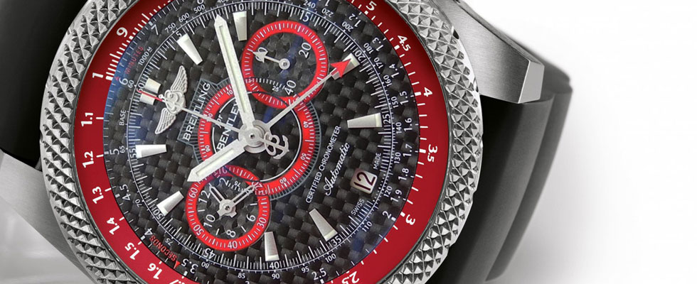Breitling for Bentley Supersports Ice Speed Record Watch