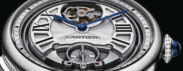 The Rotonde de Cartier Minute Repeater Flying Tourbillon