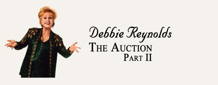 Debbie Reynolds Auction Part 2