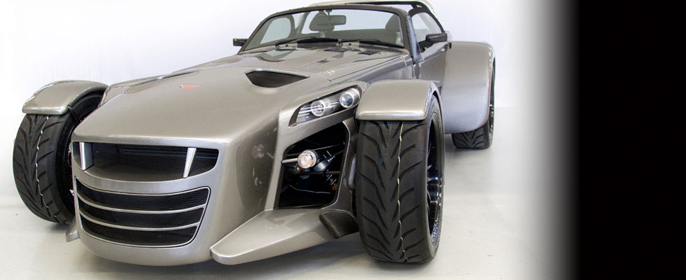 New Toys for Rich Boys – Donkervoort D8 GTO
