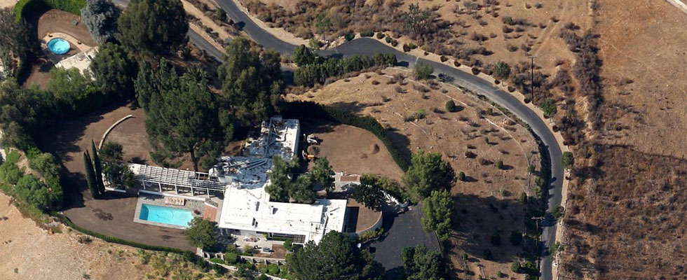 Frank Sinatra Farralone Estate for Sale