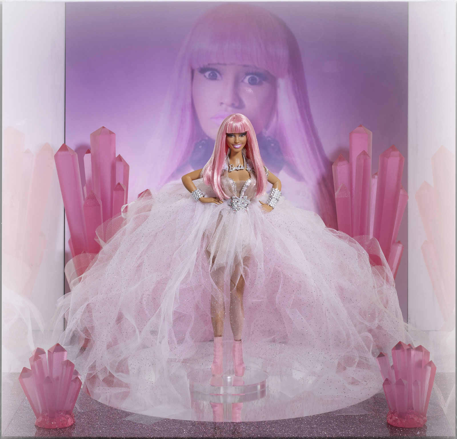 Nicki Minaj and Katy Perry Barbie Doll Goes Under the Hammer for Charity - eXtravaganzi